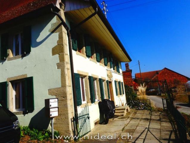 Annonces immobilier vendre en suisse maison 11 pi ces for Location a yverdon