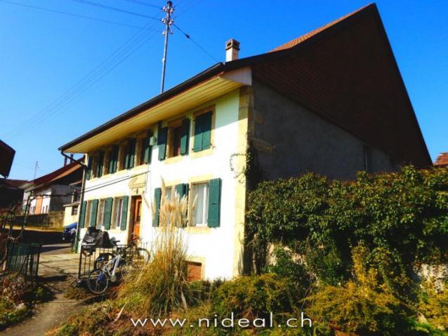 Annonces immobilier vendre en suisse maison 11 pi ces for Annonce recherche maison a acheter