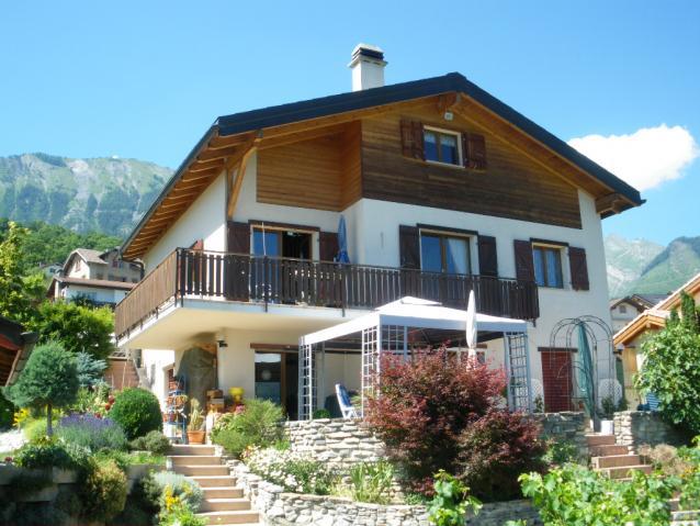Annonces immobilier vendre en suisse maison 5 pi ces savi se valais - Acheter vendre louer ...