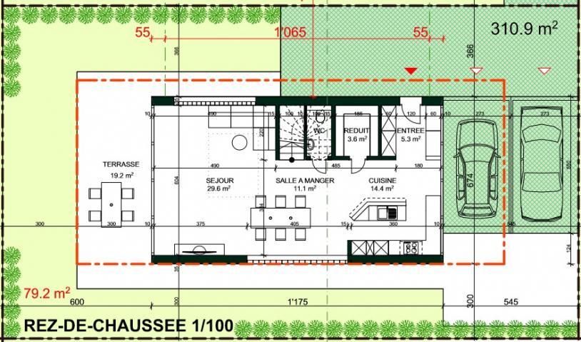 Annonces immobilier vendre en suisse maison 4 5 pi ces for Location a yverdon