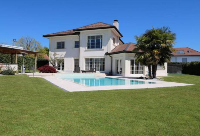 Annonces immobilier vendre en suisse maison tannay vaud for Acheter maison france voisine geneve