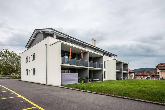 Annonces immobilier vendre en suisse appartement 4 5 pi ces ch nens fri - Acheter vendre louer ...