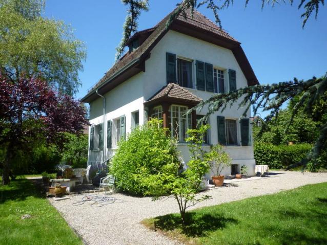 Annonces immobilier vendre en suisse maison 6 pi ces for Acheter maison en suisse