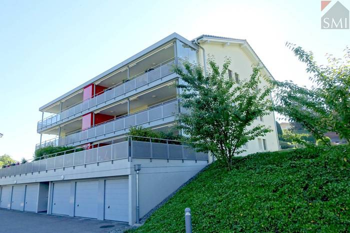 Annonces immobilier vendre en suisse appartement 4 5 pi ces sorens frib - Acheter garage pour louer ...