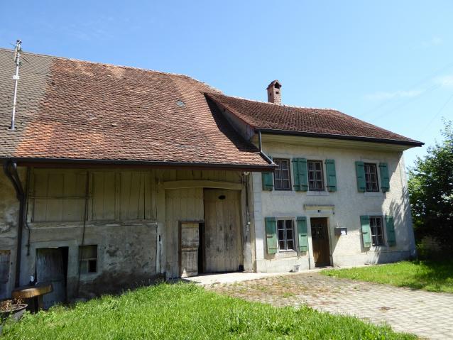 Annonces immobilier vendre en suisse maison 8 pi ces for Achat maison vaud