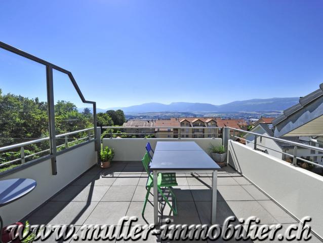 Annonces immobilier vendre en suisse appartement 5 5 for Location studio meuble yverdon les bains