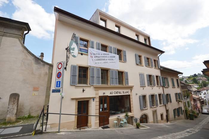 Annonces immobilier vendre en suisse maison 1 pi ce for Studio a louer yverdon