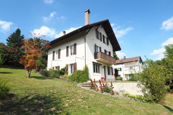 Annonces immobilier vendre en suisse maison 6 pi ces lucens vaud - Acheter vendre louer ...