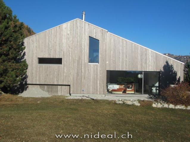 Annonces immobilier vendre en suisse maison 6 5 pi ces - Maison campagne suisse fovea architects ...