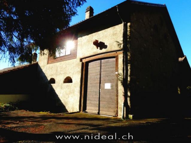 Annonces immobilier vendre en suisse maison hu moz vaud for Acheter maison vaud