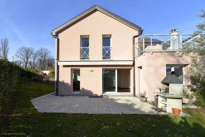 Annonces immobilier vendre en suisse maison vernier for Acheter une maison en suisse