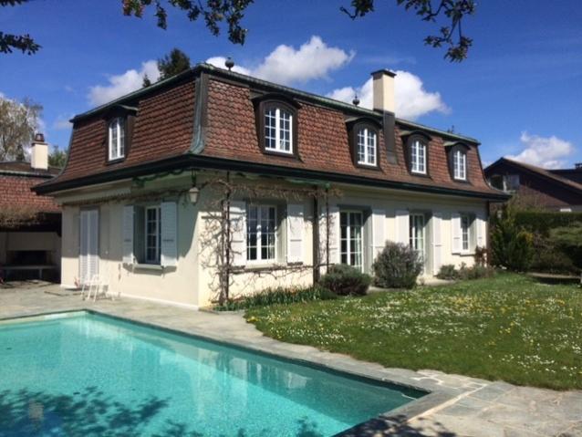 Annonces immobilier vendre en suisse maison 7 pi ces for Acheter louer maison
