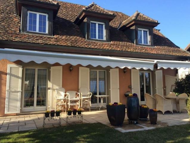Annonces immobilier vendre en suisse maison 7 5 pi ces for Acheter maison vaud