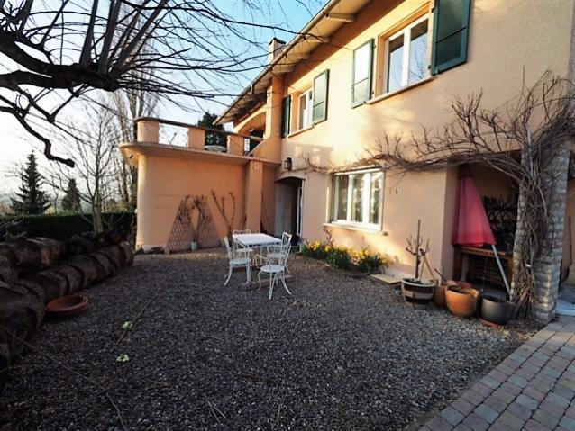 Annonces immobilier vendre en suisse maison 6 5 pi ces for Yverdon les bains location