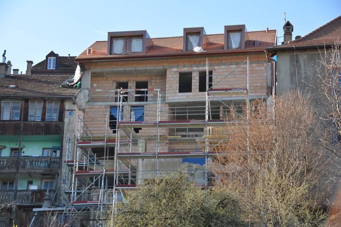 Annonces immobilier vendre en suisse appartement 4 for Studio a louer yverdon