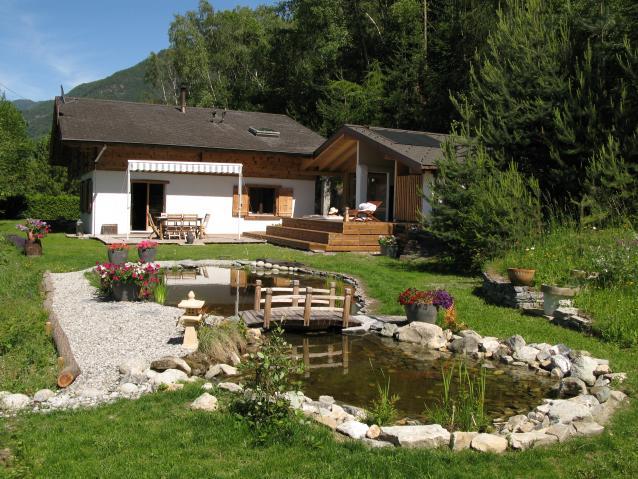Annonces immobilier vendre en suisse maison 7 5 pi ces for Acheter une maison en suisse