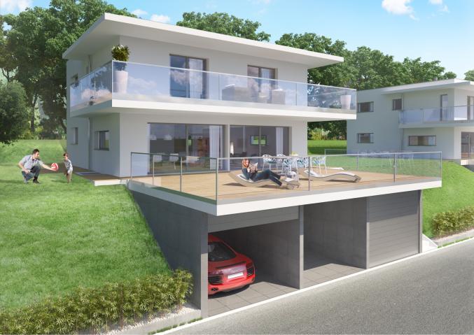 Annonces immobilier vendre vendre en suisse maison 5 5 for Acheter maison en suisse