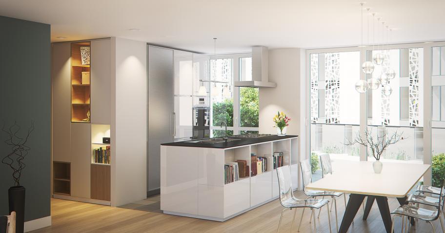 Annonces immobilier vendre en suisse appartement 3 5 for Atelier cuisine lausanne