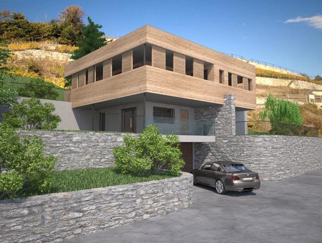 Annonces immobilier vendre vendre en suisse maison 6 for Achat maison suisse romande