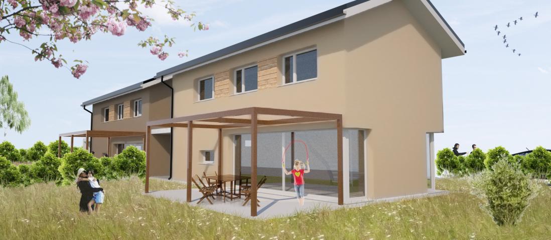 Annonces immobilier vendre en suisse maison 4 5 pi ces for Acheter une maison a geneve