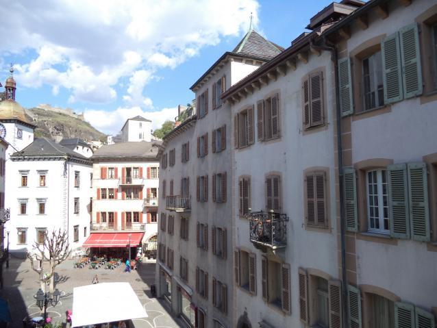 Annonces immobilier vendre en suisse appartement 3 5 pi ces sion valais - Achat appartement loue ...