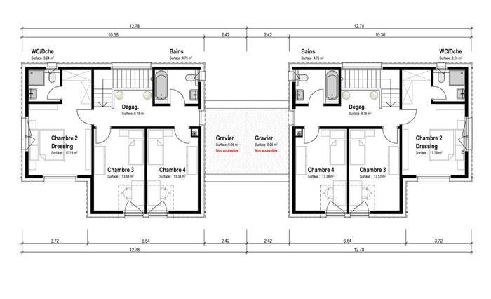 Annonces immobilier vendre en suisse maison 6 5 pi ces for Acheter plan maison
