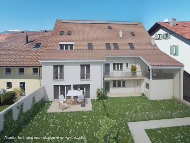 Annonces immobilier vendre en suisse appartement 6 for Appartement sur yverdon