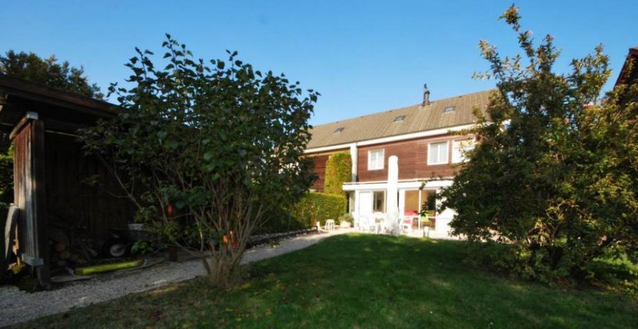 Annonces immobilier vendre en suisse maison 6 5 pi ces for Location appartement yverdon suisse