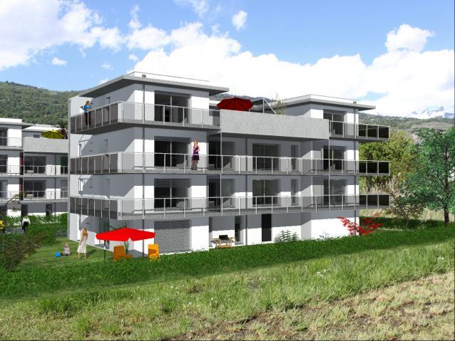Annonces immobilier vendre en suisse appartement 3 5 - Appartement a vendre guilherand granges ...