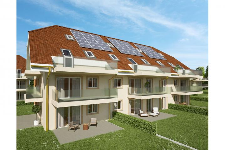 Annonces immobilier vendre en suisse commercial bercher vaud - Acheter un garage pour le louer ...