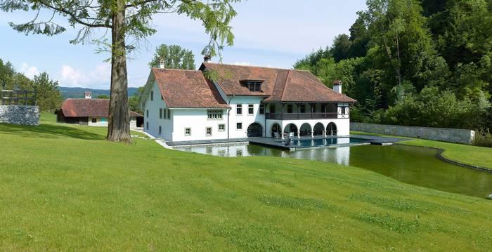 Annonces immobilier vendre en suisse maison 15 pi ces for Achat maison vaud