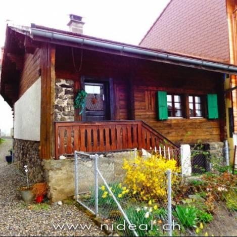 Annonces immobilier vendre en suisse maison 3 pi ces for Acheter maison cambodge