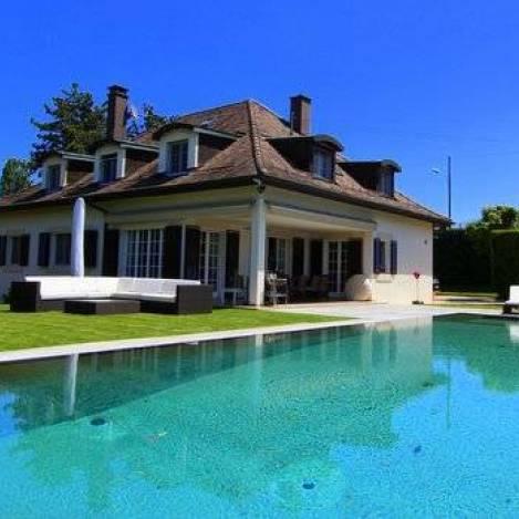 Annonces immobilier vendre en suisse maison founex vaud for Acheter maison jamaique