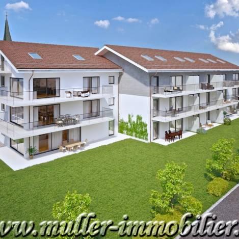 Annonces immobilier vendre en suisse appartement 4 5 for Achat maison suisse romande