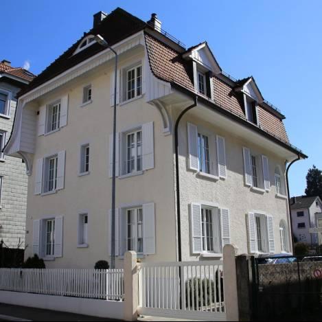 Annonces immobilier vendre en suisse maison 9 pi ces for Acheter une maison en haiti
