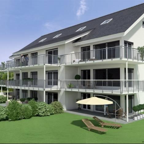 Annonces immobilier vendre en suisse appartement 3 5 pi ces noville vaud - Achat appartement loue ...